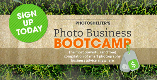 PhotoShelter Photo Business Boot Camp